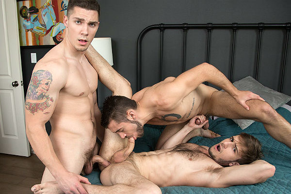 The Double D B&B – Donte Thick, Spencer Laval & Dante Colle