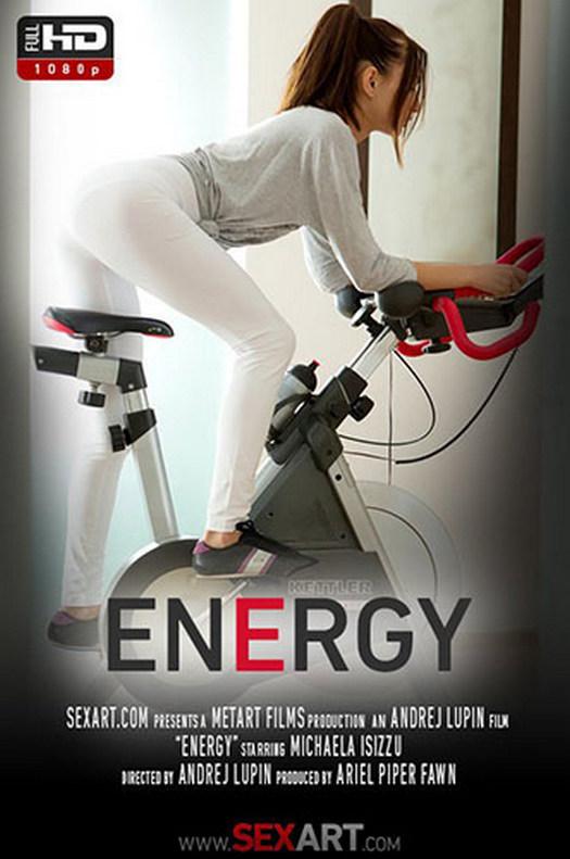 SexArt | Michaela Isizzu - Energy (Oct 22,2014)